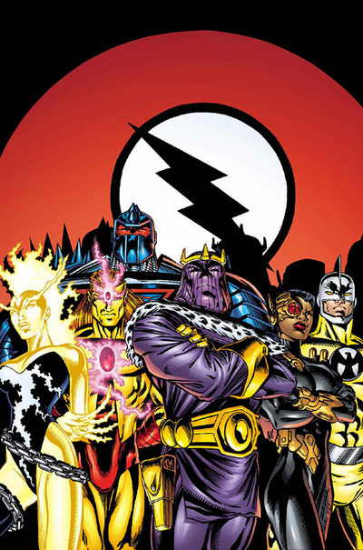 Counter-Earth Thunderbolts