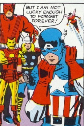 Accepting the Avengers' offer.