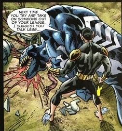 Venom Fails