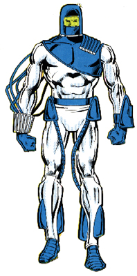Mauler battle armor
