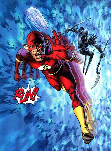 Barry Allen in Final Crisis