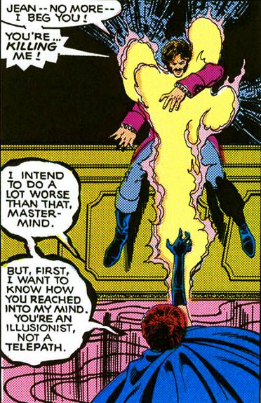 Birth Of Dark Phoenix