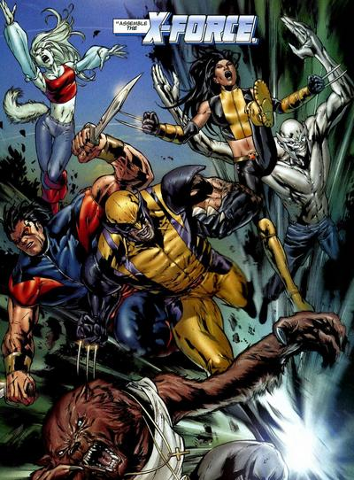 The new X-Force