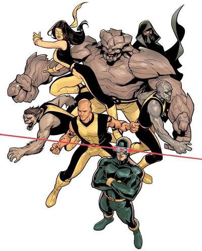 Young X-Men