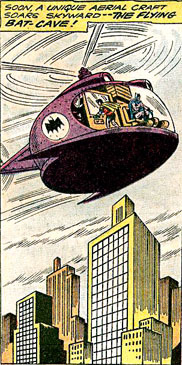 The Flying Bat Cave