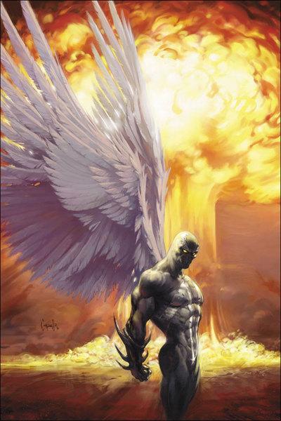 Spawn as an angel