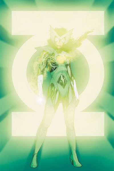 Alpha Lantern Boodikka