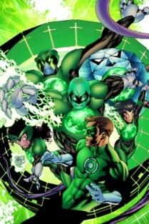 No Lantern Escapes The Alpha Lanterns