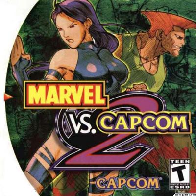 Psylocke in Marvel vs. Capcom 2