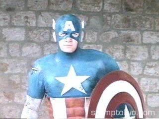 Matt Sallinger as Captain America