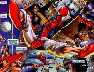 Pavitr Prabhakar the Spider-Man of India