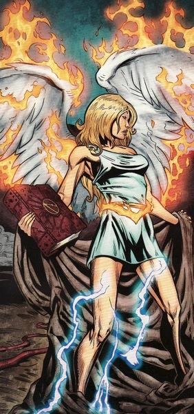 Earth Angel Linda Danvers