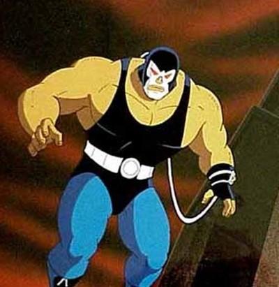 Bane's First appearance in Batman: TAS