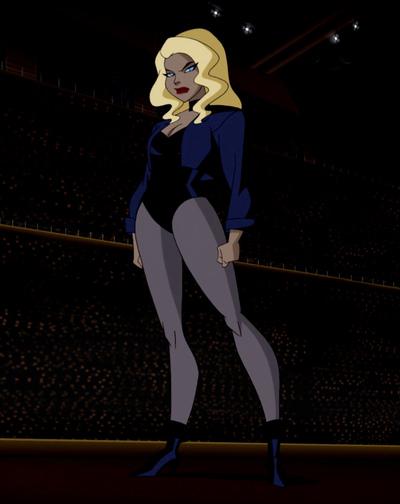 JLU Black Canary