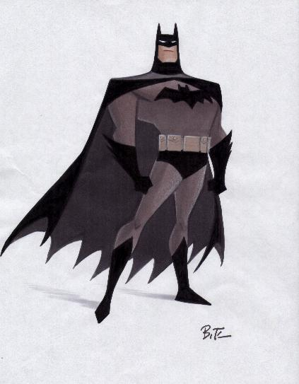 Bruce Timm's Batman: The Animated Series roped in many new fans