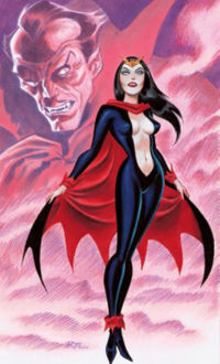 Lilith. Daughter of Dracula