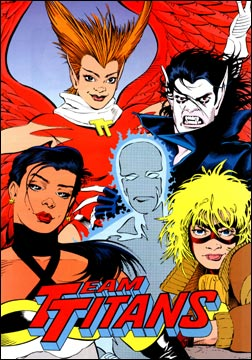 Teen Titans The Next Generation