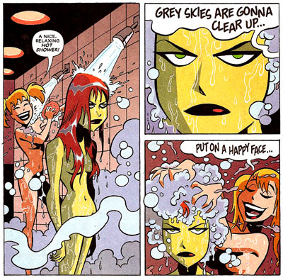 An Example of Poison Ivy and Harley Quinn Relationship