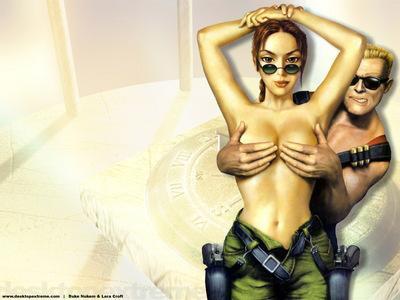 Ex. Lara Croft