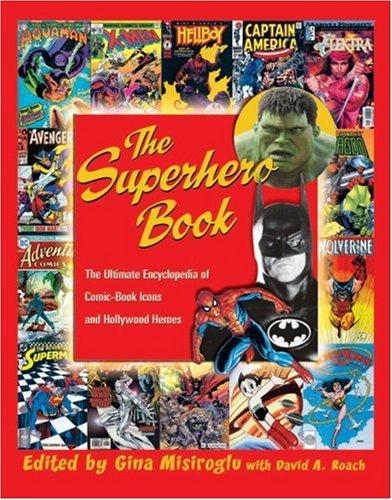 The Superhero Book