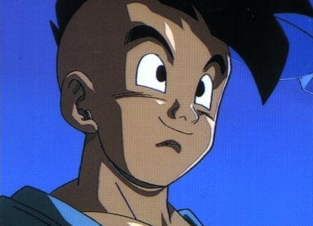Uub, Goku's Protege