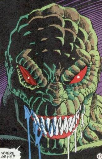 Killer Croc (New Earth)