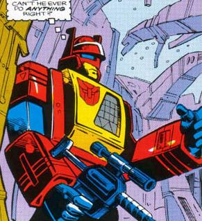 TF (Marvel) #17