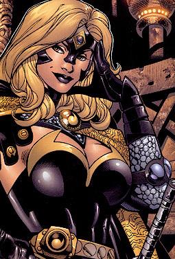 Yala the Goddess of War.