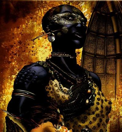 Queen Kijani