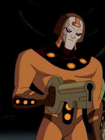 The Key in Justice League Unlimited.
