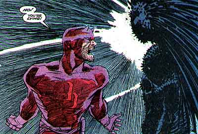 vs Daredevil