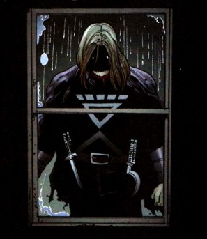 Black Lantern Arnold