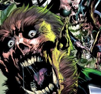 Arkkis as a Black Lantern
