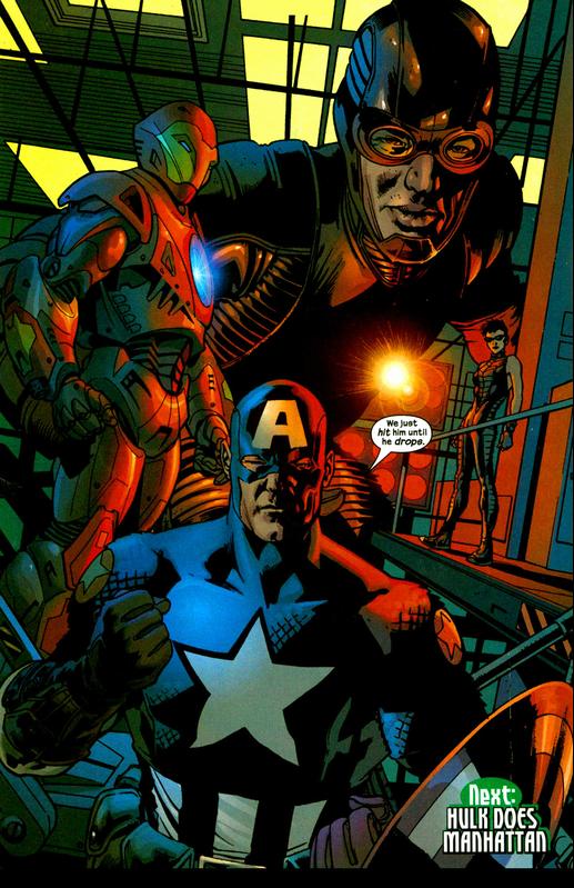 You tell 'em, Cap!