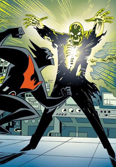 Batman versus Blight