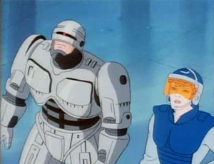 RoboCop Animation