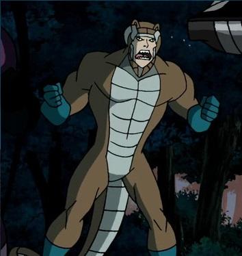 Copperhead in Superman/Batman: Public Enemies