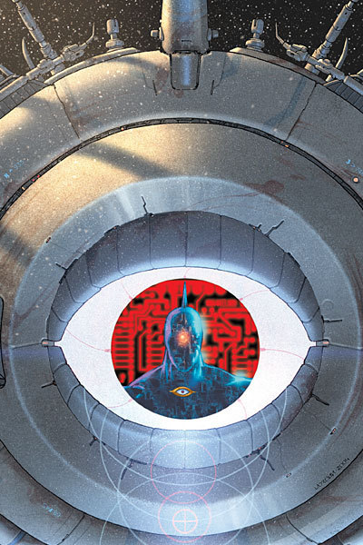 Brother MK I / Brother Eye (New Earth)