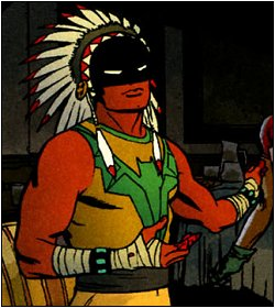 Dr. William Eagle - Chief Man-of-Bats