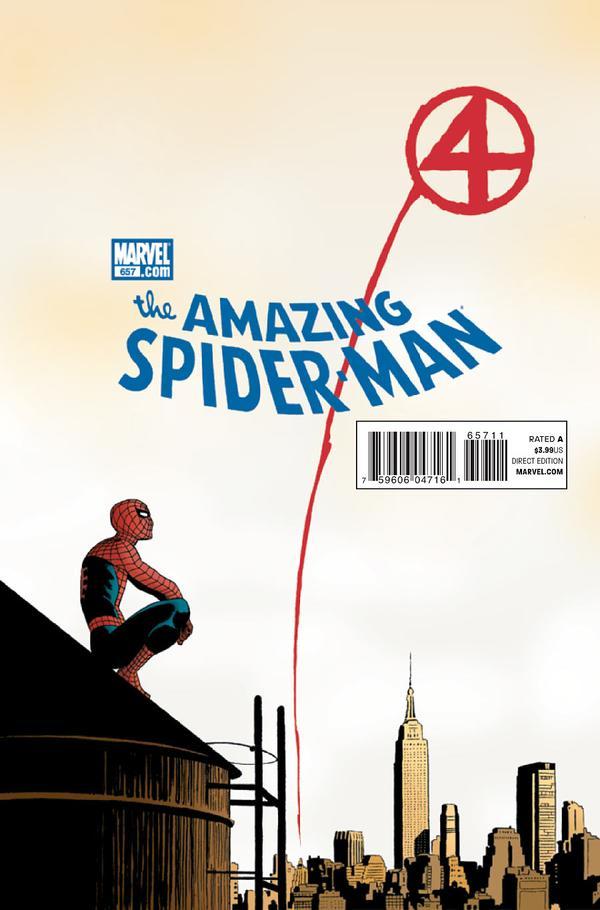 The Amazing Spider-Man #657