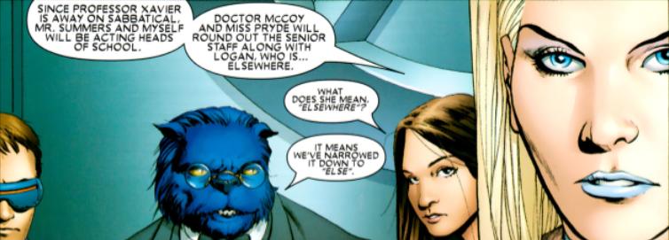 'Astonishing X-Men' #1