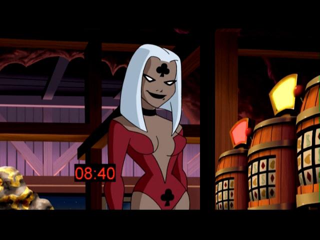 Queen in Justice League