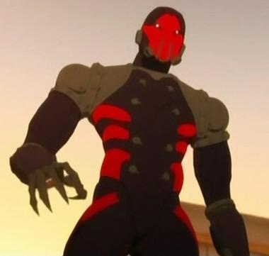 Whiplash In Iron Man: Armored Adventures