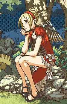 Cassie in Avengers Fairy Tales
