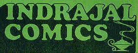 Indrajal Comics Logo 1