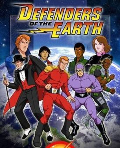 Defenders Of The Earth TV Series