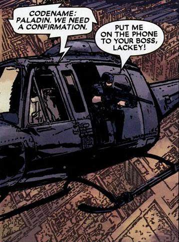 Paladin shoots Daredevil