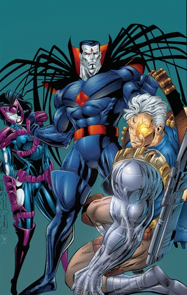 Mr. Sinister confirms that Cable is the real deal.