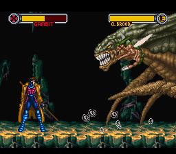 Gambit vs the Brood Queen