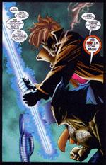 Gambit Vs. Wolverine